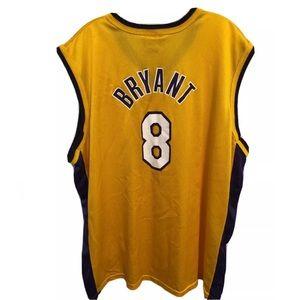 Kobe Bryant Los Angeles Lakers #8 Champion NBA XL